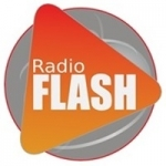 Logo da emissora Flash 104.9 FM