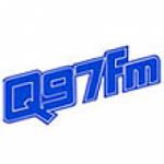 Logo da emissora Radio KKJQ Q 97.3 FM