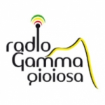 Logo da emissora Gamma Gioiosa Love Songs 94.5 FM