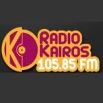 Logo da emissora Kairos 105.8 FM