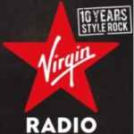 Logo da emissora Virgin Radio Italia 87.6 FM