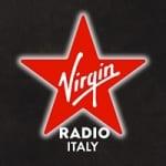 Logo da emissora Virgin Radio Italy 104.5 FM