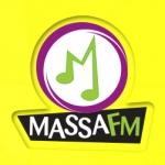 Logo da emissora Rádio Massa 99.7 FM