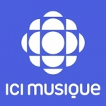 Logo da emissora ICI Musique CJBC 90.3 FM