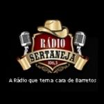 Logo da emissora Rádio Sertaneja 106.3 FM