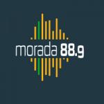 Logo da emissora Radio Morada 88.9 FM