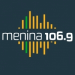 Logo da emissora Radio Menina 106.9 FM