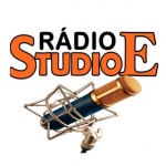 Logo da emissora Rádio Studio E