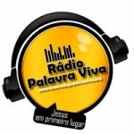 Logo da emissora Web Rádio Palavra Viva