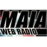 Logo da emissora Web Rádio Maia