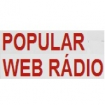 Logo da emissora Popular Web Rádio