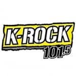 Logo da emissora Radio KMKF K-Rock 101.5 FM