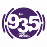 Logo da emissora Rádio Aleluia 91.9 FM