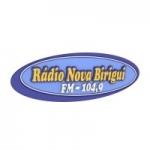 Logo da emissora Rádio Nova Birigui 104.9 FM