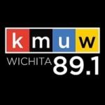 Logo da emissora Radio KMUW 89.1 FM