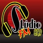 Logo da emissora Radio Studio 87.9 FM