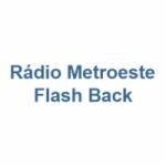 Logo da emissora Rádio Metroeste Flash Back