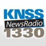 Logo da emissora Radio KNSS 1330 AM