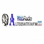 Logo da emissora Alternativa FM Cariacica