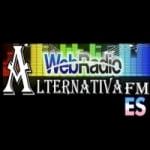 Logo da emissora Alternativa FM ES