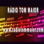 Logo da emissora Web Rádio Tom Maior