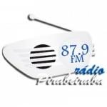 Logo da emissora Rádio Pirabeiraba 87.9 FM