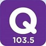 Logo da emissora Radio KQLA Q Country 103.5 FM