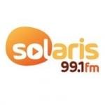 Logo da emissora Radio Solaris 89.7 FM