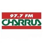 Logo da emissora Radio Charrua 97.7 FM