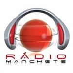Logo da emissora Rádio Manchete 98.1 FM