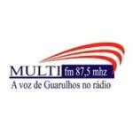 Logo da emissora Radio Multi 87.5 FM