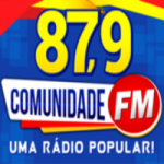 Logo da emissora Radio Comunidade 87.9 FM