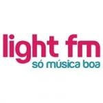 Logo da emissora Radio Light FM