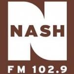 Logo da emissora Radio KTOP Nash 102.9 FM