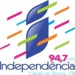 Logo da emissora Radio Independência 94.7 FM