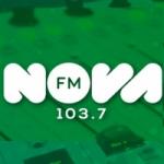 Logo da emissora Rádio Nova 103.7 FM