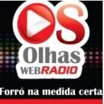 Logo da emissora Rádio Os Olhas