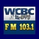 Logo da emissora WCBC 107.1 FM