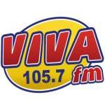 Logo da emissora Radio Viva 105.7 FM