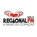 Logo da emissora Radio Regional 106.5 FM
