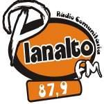 Logo da emissora Radio Planalto 87.9 FM