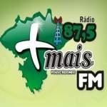 Logo da emissora Radio Mais 87.5 FM