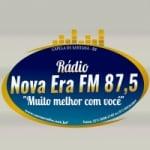Logo da emissora Rádio Nova Era 87.5 FM