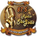 Logo da emissora Radio São João 87.5 FM