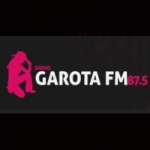 Logo da emissora Radio Garota 87.5 FM