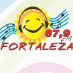 Logo da emissora Radio Fortaleza 87.9 FM