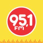 Logo da emissora Radio Liderança 95.1 FM