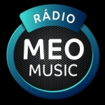 Logo da emissora Rádio MEO Music 100.8 FM