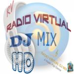 Logo da emissora Rádio Virtual Dj Mix