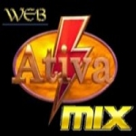 Logo da emissora Ativa Web MIX